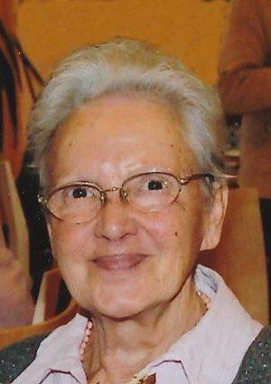 Portrait von Elfriede Ebster