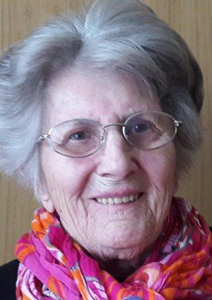 Portrait von Maria Mörtl
