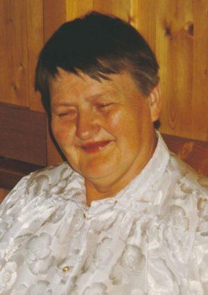 Portrait von Hermine Unterfrauner