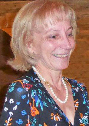 Portrait von Elisabeth Angerer