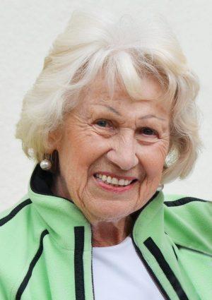 Portrait von Frieda Felderer