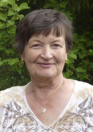 Portrait von Herta Leichter