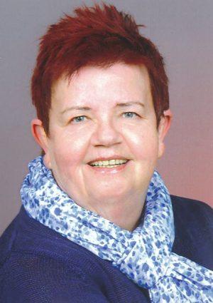 Portrait von Helga Gollner