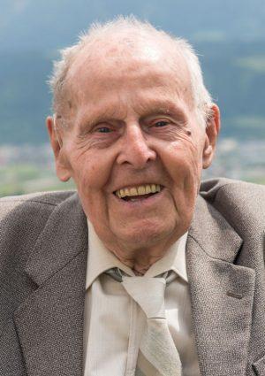 Portrait von Fritz Richter
